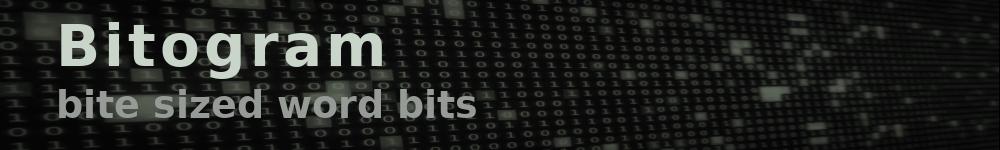 Bitogram image